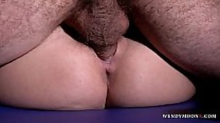 Detailed wendy moon squirt & suck penis previous to o...