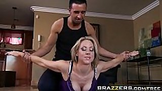 Mommy got milk cans - im going to yoga all over your f...