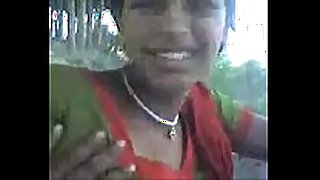 Desi sangali village BBC slut showing milk sacks to love...