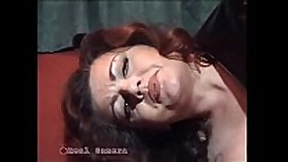 Jessica rizzo bangs a serf in the pillory with...