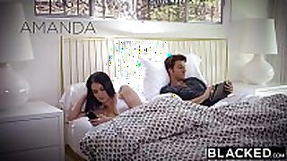 Blacked amanda lane first interracial