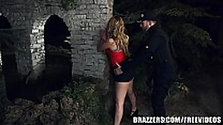Brazzers - hanna montada receives drilled by a cop