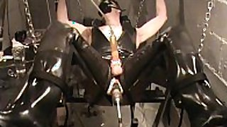 Big toy machine drilled and milked - xtube porn ...
