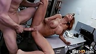 Big tit milf veronica avluv squirts in the back...