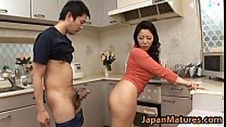 Ayane asakura oriental black strapon whore is a perverted