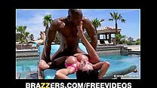 Bikini lalin white chicks ariella ferrera daydreams about f...