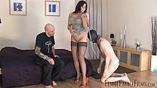 Carly's cuckold part1 - wench doxy mistresse carly - femmef...