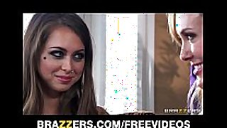 Brandi love is turned on by watching her guy fu...