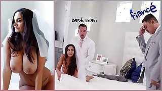 Bangbros - big confidential milf bride ava addams bonks the lam out of here man