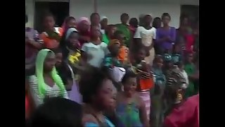 African women dance added to comport oneself cookie