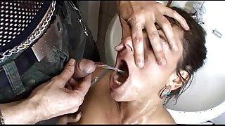 Inflagranti - piss nutten pierce (full) pissing piss german hardcore
