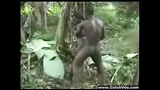 African aboriginal shafting