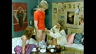 Archetypal porn family-kids play doctor plus overprotect joins in epigrammatic dick!