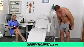 Stocking paws cougar doctor maya jerking off rod farm cum vulnerable breast