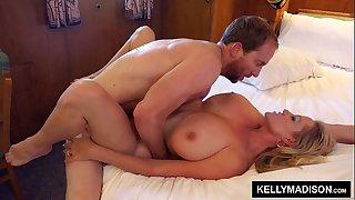 Kelly madison 1st boy-friend of the ss tittyfuck