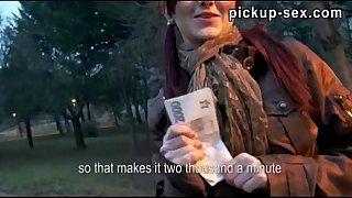 Slutty eurobabe belinda assfuck with pervert man for money