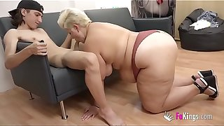 An enormous BBW for the little guy Filipe