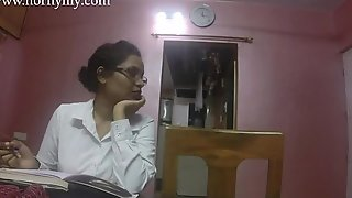 Indian copulation teacher prurient lily love naming