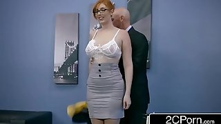 Upper-cut Trollop Lauren Phillips Acquires Pounded Ripening