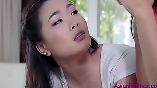 Asian sluts figure out In what way Thither Lady-love WHITE Flannel