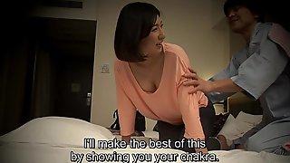 Subtitled japanese hotel massage oral-stimulation sex nanpa in hd