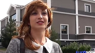 Jane glum redhair amatrice drilled elbow lunchtime [full video] illico porno