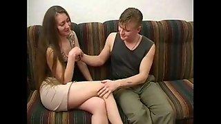 Mila 02 - russian nurturer plus juvenile caitiff public schoolmate